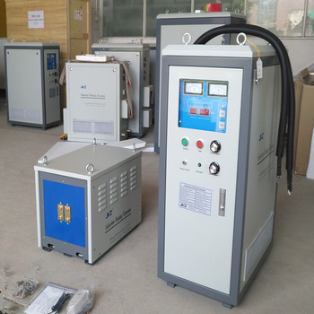 Igbt Electric High Frequency Induction Heating Generator For Heat Treatment