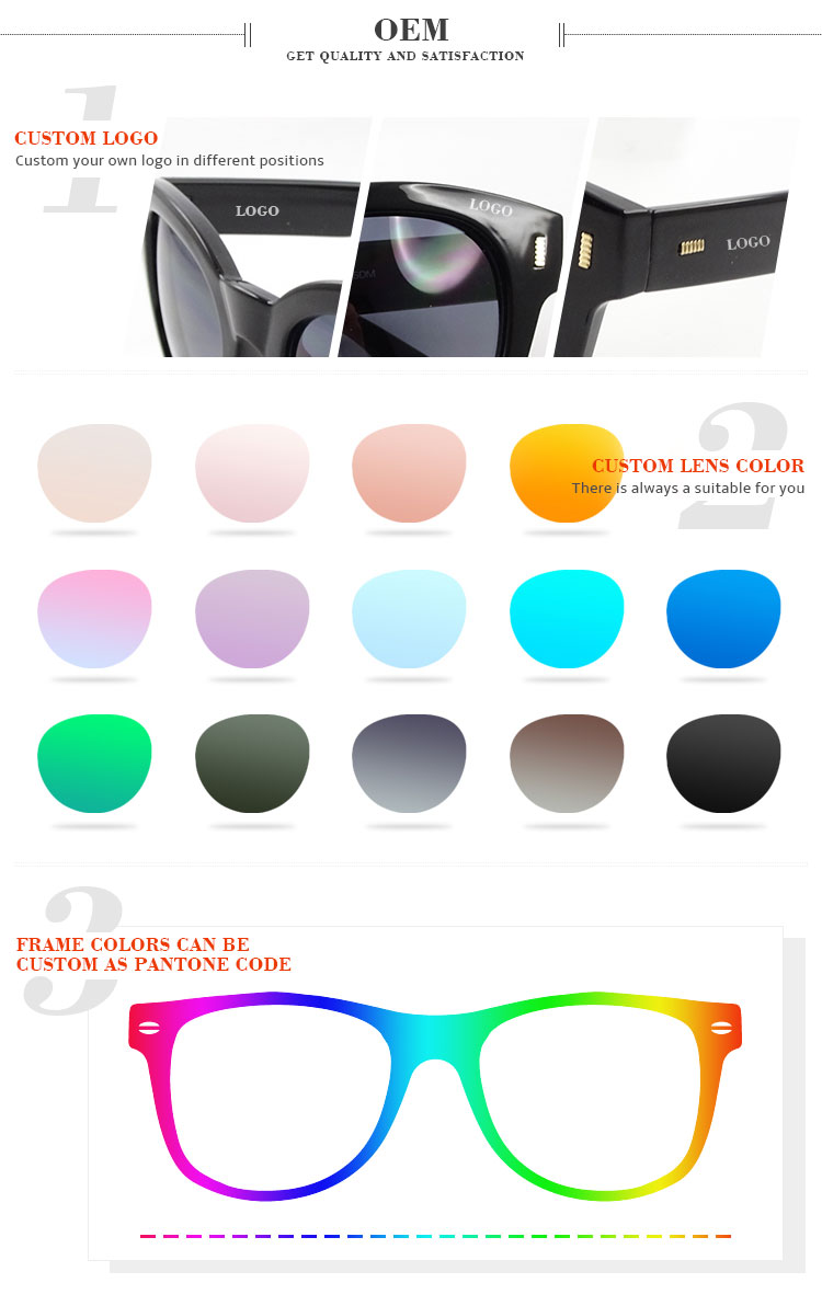Wholesale Promotional Cheap China Designer Custom Logo Brand Vintage Bamboo Sunglasses