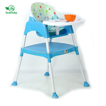 Home Foldable Portable Adjustable Plastic Baby Dining Chair Folding Baby  Booster Seat Feeding Chair Eating Seat
