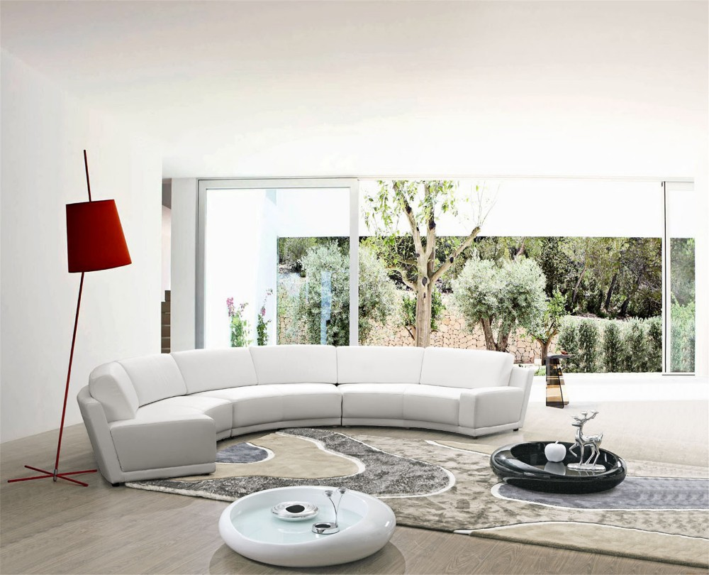 Wonderful Modern Round Sofa, Modern Round Sofa Suppliers And Manufacturers At  Alibaba.com