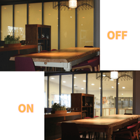 Decoration Electrostatic Blackout Transparent Lcd Switchable Smart Magic Window Glass Film