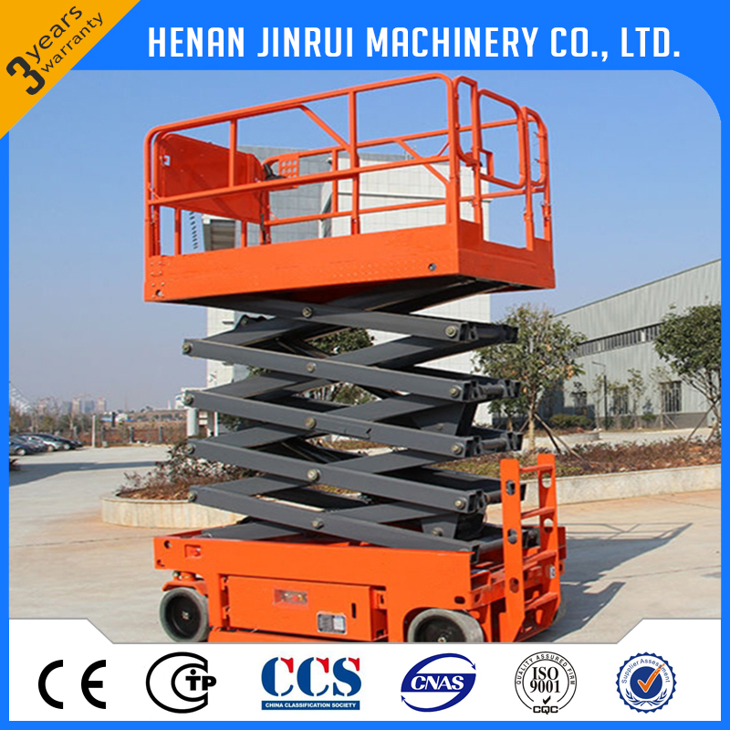 5000kg 14m Pallet Electric Lift Platform Hydraulic Scissor Lift Manufacturer