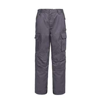 OEM Polycotton Industrial Man Working Trousers Cargo Work Pants With Pockets