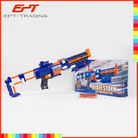 Hot selling shooting rubber gun toys hot sale electric airsoft guns for kids