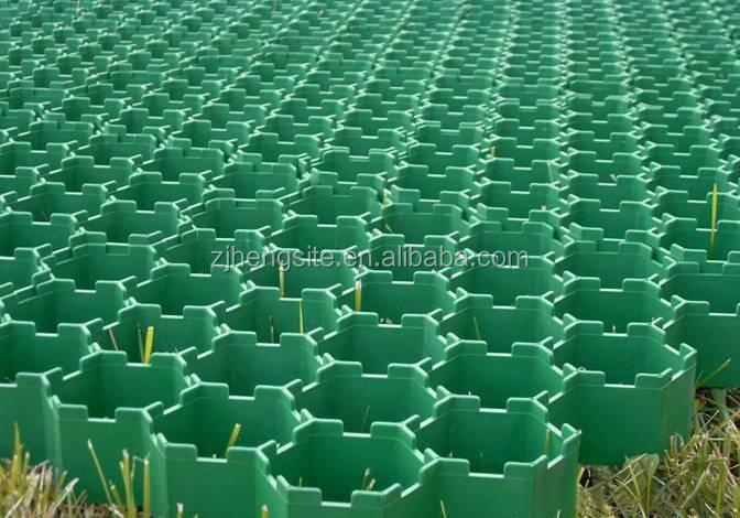 Gras bescherming bestrating plastic oprit bestrating grind grid andere grondwerk producten - Tuin oprit plaat ...