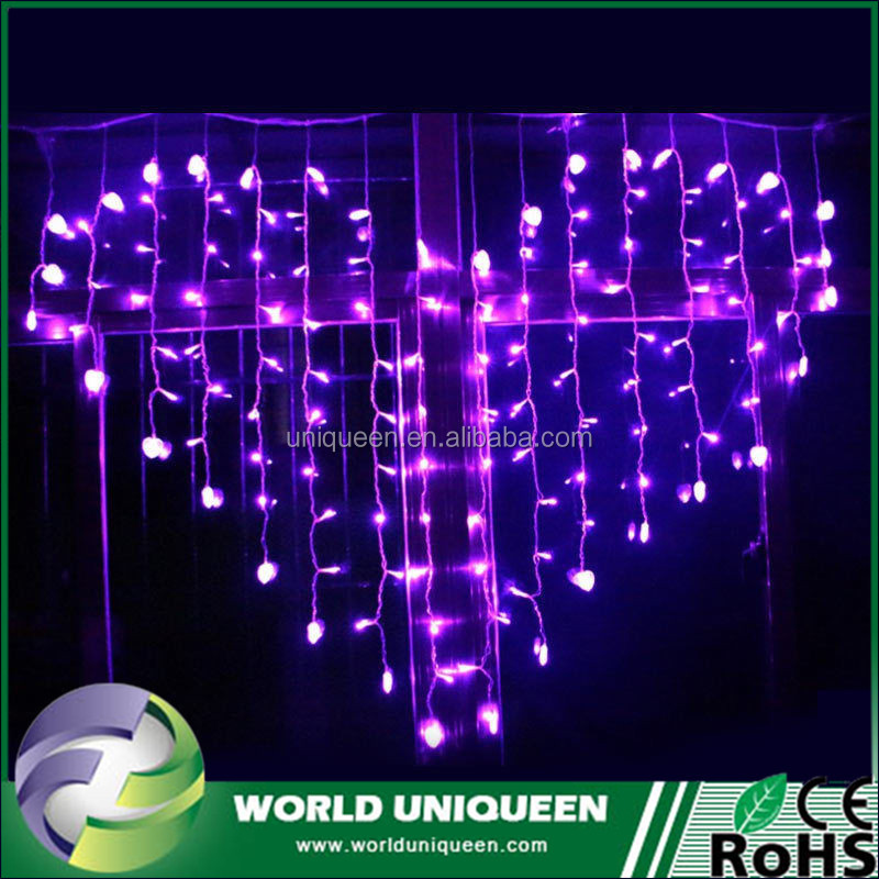 Chrismas Light For Curtain , Led Christmas Curtain Lights , Led Curtain Fairy Lights