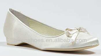 Comfortable Wedding Shoes No Heels Style We044