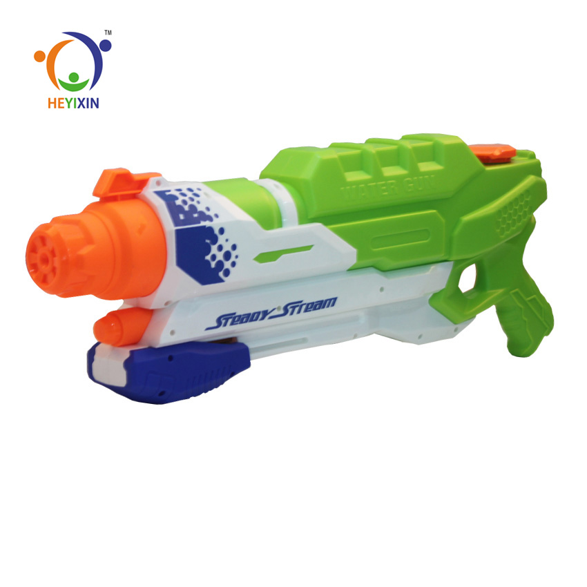 2018 outdoor display box plastic water bullet toy gun for selling