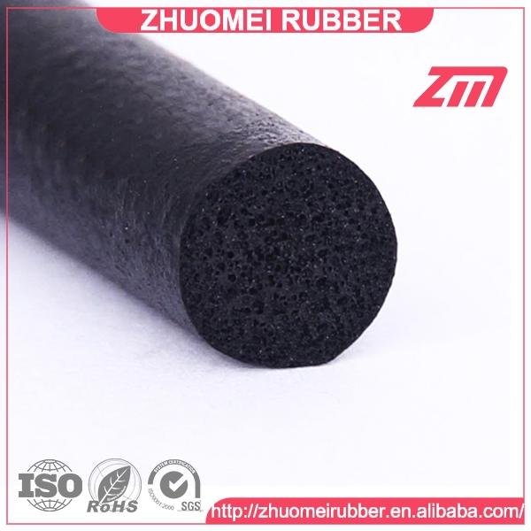 Sponge Round Rubber Foam Gasket Sealing Cord Buy Foam