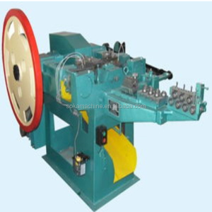 Top level hot sell Heavy duty hebei supply machinery equipments producing nail making machine