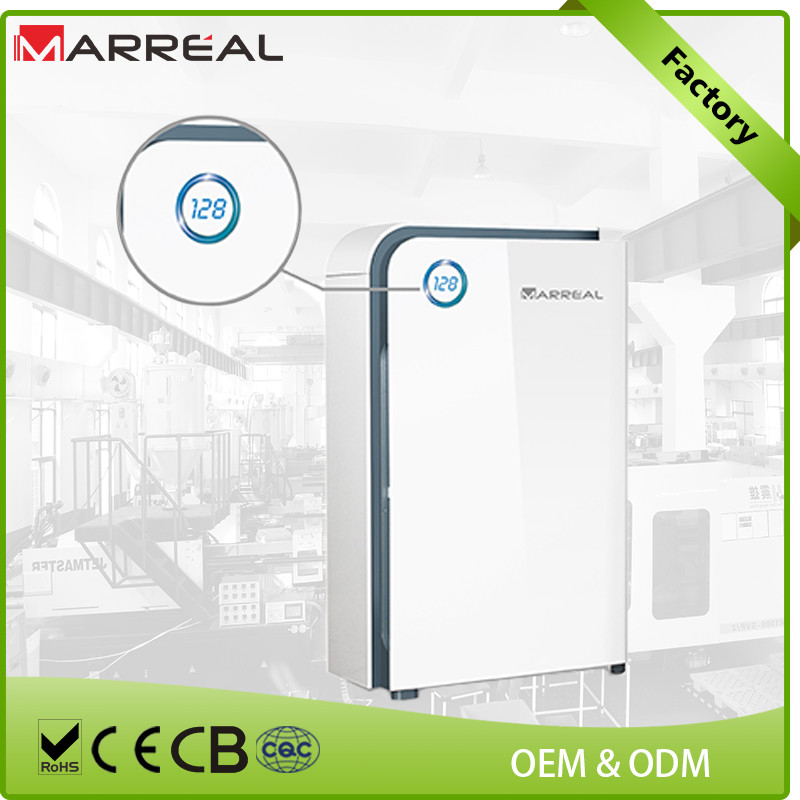 stable quality germicidal UV lamp office ion air purifier