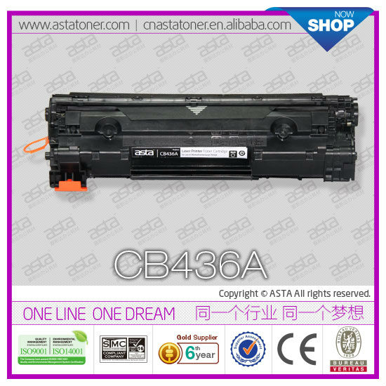 lasert toner cartridge for hp toner cartridge printer astacompatible for hp 35a 36a 78a 85a toner cartridges for hp