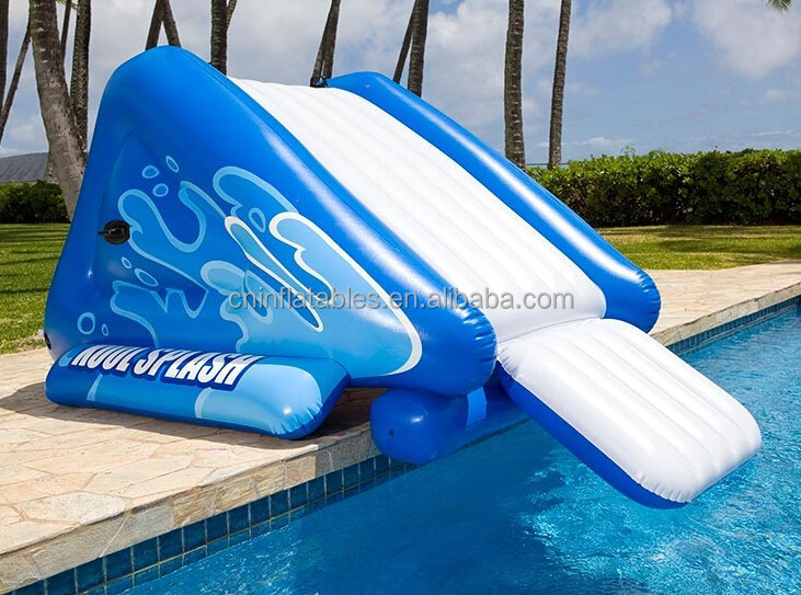 Intex inflable tobog n hinchable tobog n de la piscina for Hinchables de agua para piscinas