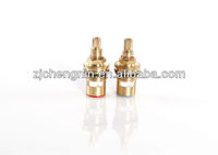 faucet diverter valve brass ceramic cartridge valve core brass sanitaryware fitting