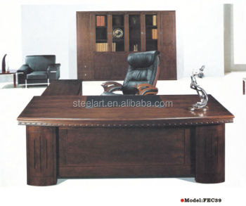 L Type Design Top Quality Wooden Modern Executive Desk Office Table