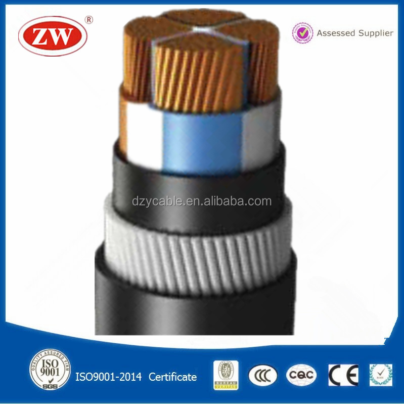 pvc Insulated Armoured Copper power Cable