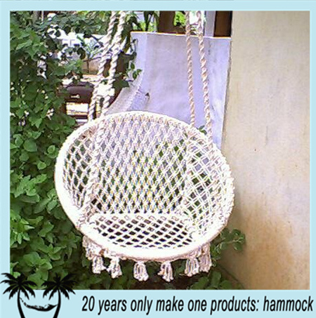 Hanging Rope Round Egg Hammock Chair   Buy Egg Hammock Chair,Hanging Egg  Chair,Outdoor Egg Chair Product On Alibaba.com