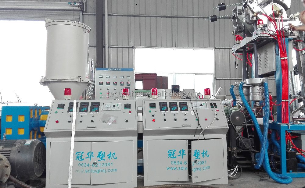 DGD labyrinth drip irrigation belt extrusion line