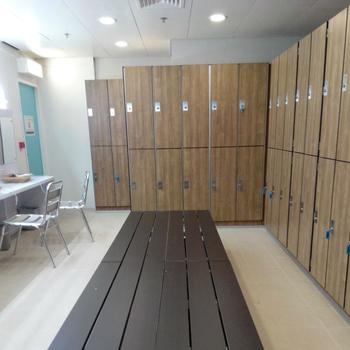 Hpl locker for gym locker room furniture buy gym electronic