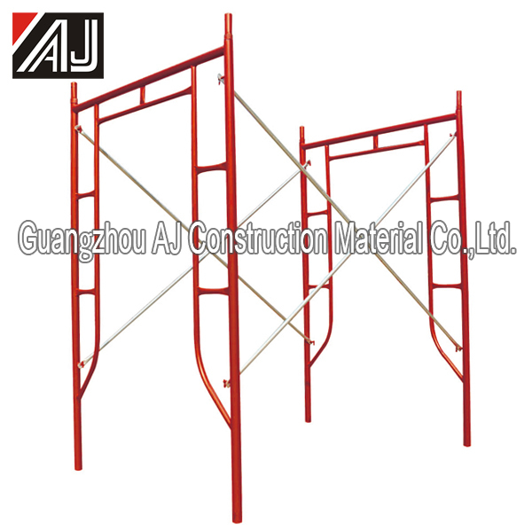Three Types Of Scaffolding : China supplier steel scaffolding types and names made in