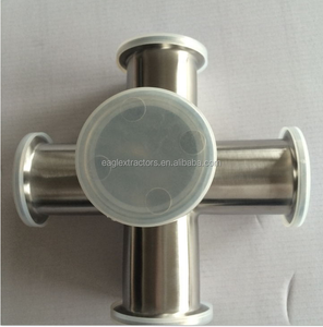High-quality SS304 5 Way Cross Pipe Fitting SS316L five way Pipe fittings