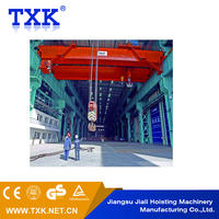 High Quality Lightweight overhead crane double girder gantry crane