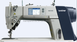 Electronic Feed Direct-drive Auto Thread Cutting Lockstitch Sewing Machine