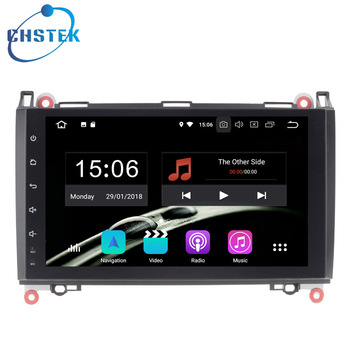 9 Inch Android Car Music System For Mercedes Benz Viano / Vito (W639) (2006-2016)