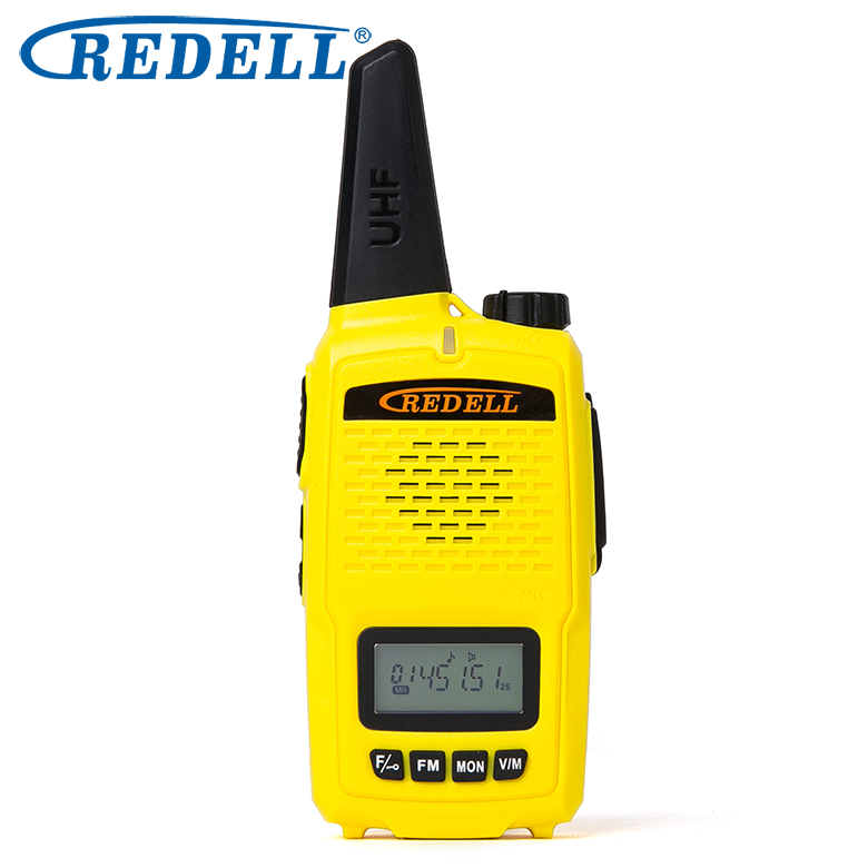 5 w Two-way radio walkie talkie barato para as crianças
