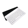 promotion gift mini wireless hebrew factory 10inch 78keys ABS utral slim bluetooth keyboard
