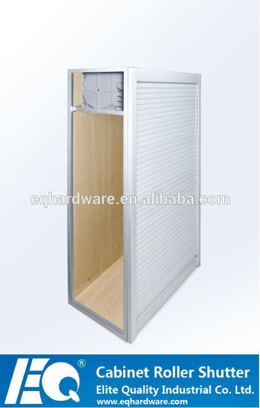 stilvolles design aluminium schrank rolladen Küche-Tür-Produkt ID ...