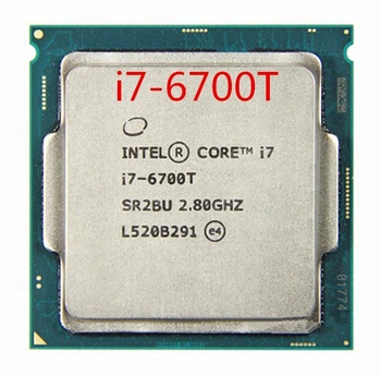 Intel Core i7-6700T LGA1151 8MB Cache 2.8GHz Quad Core Processor cpu