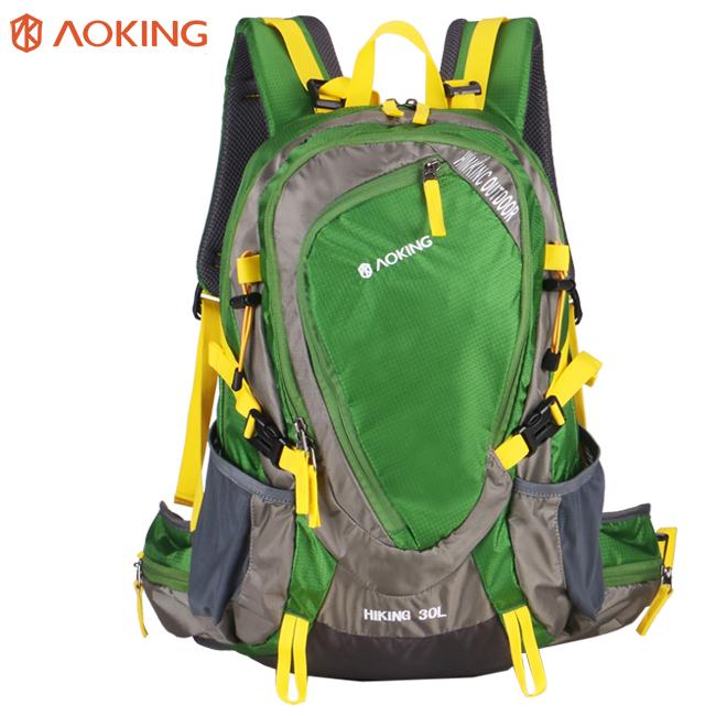 40l 맞춤형 경량 망 모험 스포츠 배낭 하이킹 배낭 mountaintop 캠핑 여행 배낭
