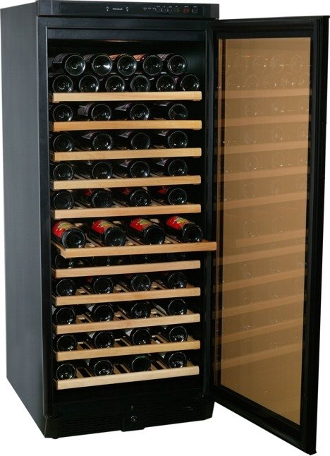 Frigidaire 46-Bottle Stainless Steel Wine Chiller