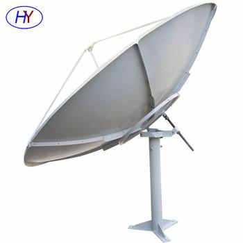 C Band 2 1m Big Satellite Tv Dish Antenna Parts - Buy Big Satellite Dish  Antenna,Satellite Antenna,Dish Antenna Parts Product on Alibaba com