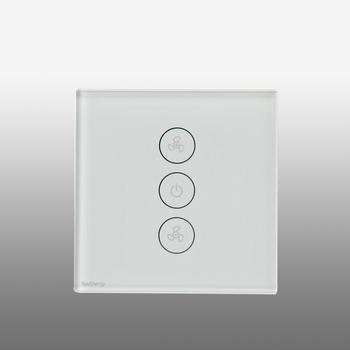Wifi Smart Ceiling Fan Switch Touch App Control Google Home Alexa