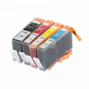 Bulk price ink Cartridge Replacement for HP655 CZ109AE for HP655 deskjet  3525 5525 4615 4625 4525 6520 6525 6625 printer