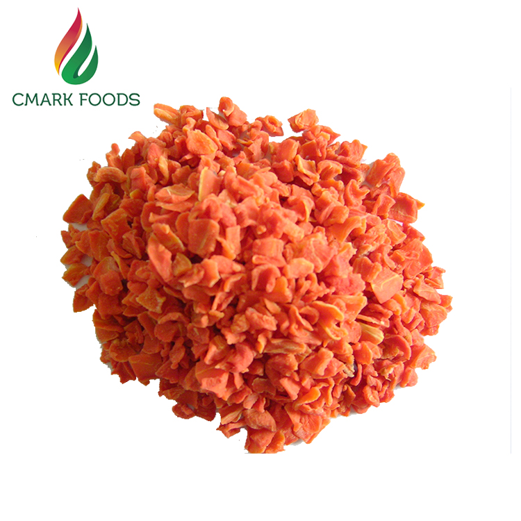 China manufacturer bulk dried vegetables market price dried carrot