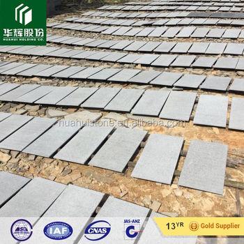 Chinois Hainan Basalte Fonc Pavage Granit Pierre Pour Ext Rieur Rev Tement De Sol Buy Product