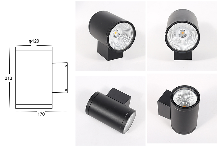 IP65  lights fixture