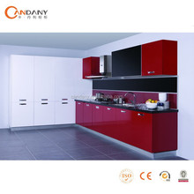 Factory direct acrylic kitchen cabinet,cabinet door sliders