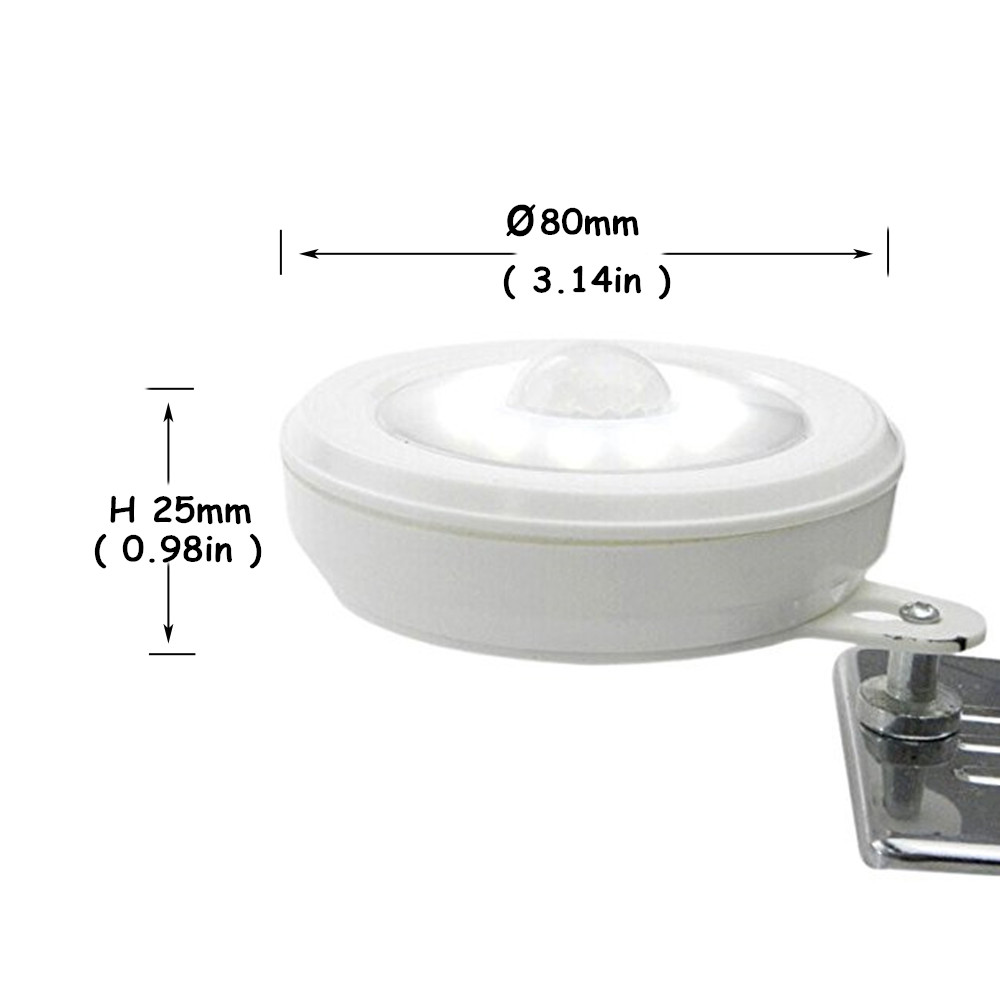 Battery Operated Under Cabinet Lighting Kitchen: Battery Operated Cabinet Nightlight Kitchen