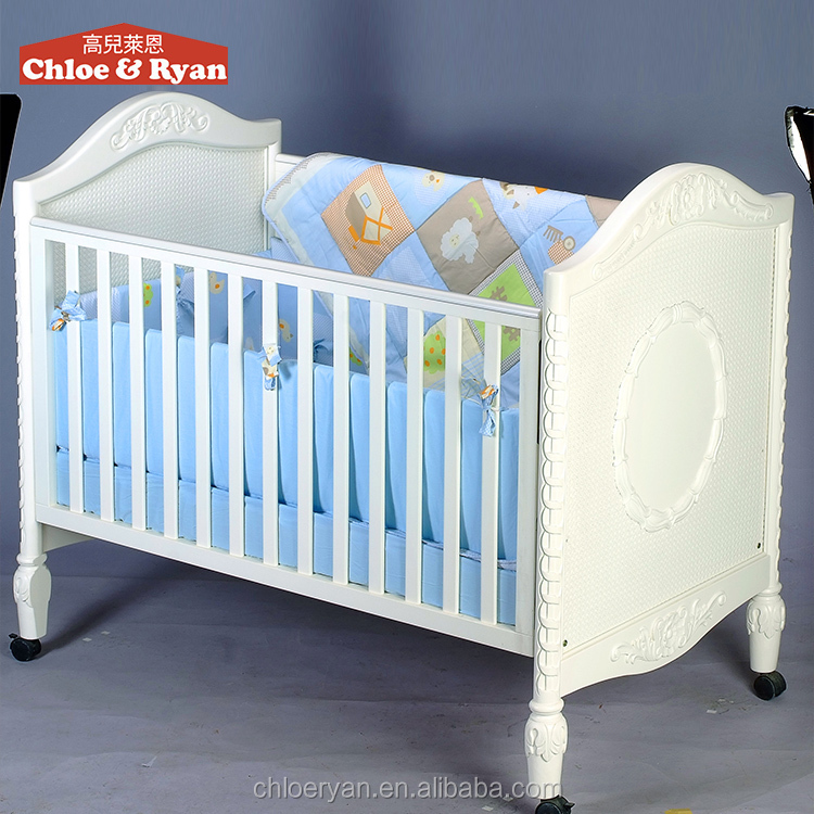Muebles de madera del juego del beb cama para ni os cuna for Precios de camas infantiles