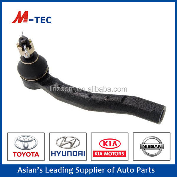 Tie rod end 555 ball joint bolts 45046-59195 for Yaris by high quality