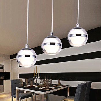Modern Chandelier For High Ceilings