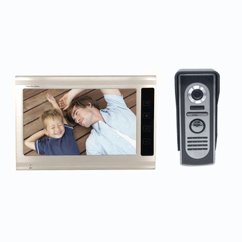 Home Calling Panel Door Phone Entry Video Intercom Systems With Code