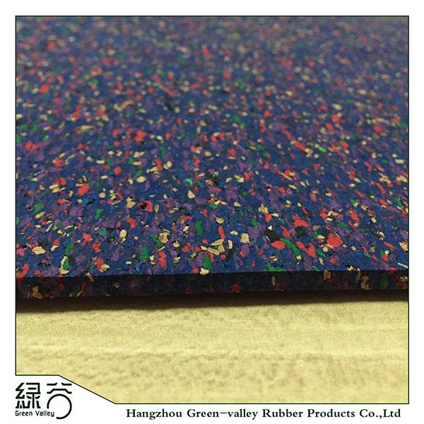 Custom Mixed Color Waterproof Carpet Floor Tile