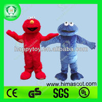 HI 2013 elmo,sesame street Character costume for sale