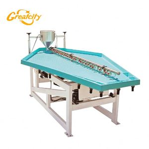 designer of a new model automatic gold mining equipment shaking table extraction