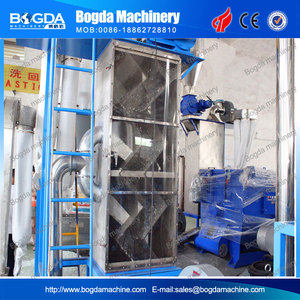 Label Separator for Plastic Bottle Recycling